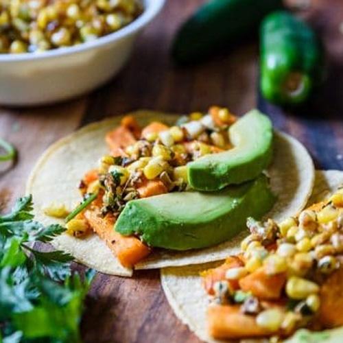 Mexican Street Corn And Roasted Sweet Potato Tacos Iga Anglesea
